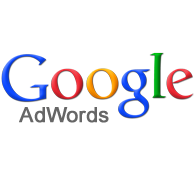 google pay per click adwords logo