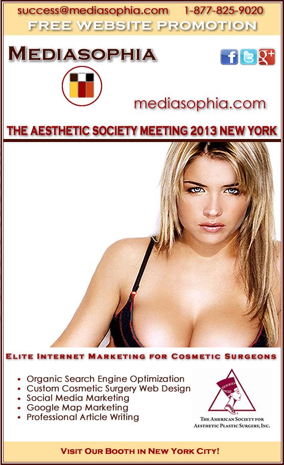 mediasophia free website design for aesthetic society promotion