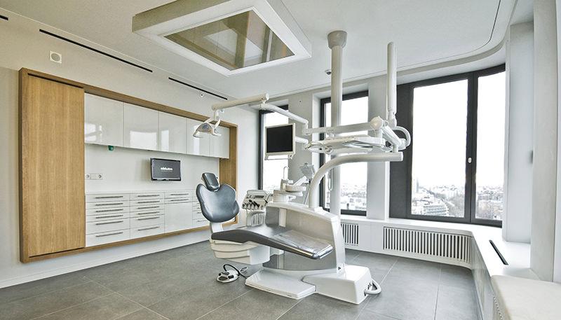 Marketing a dental practice mediasophia for Dental clinic interior design concept