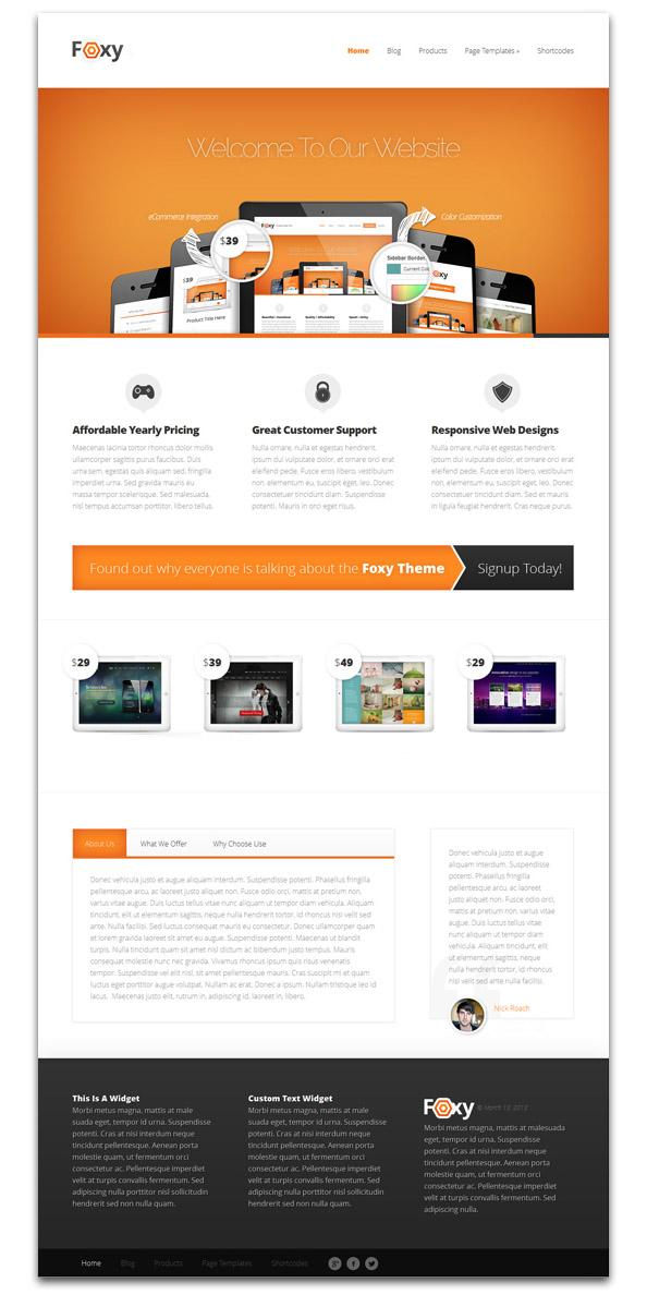Design 2 | Foxy