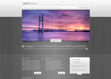 Design 5 | Deep Focus