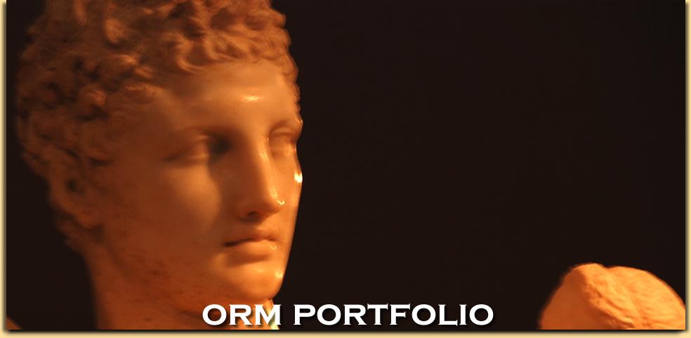 ORM Portfolio