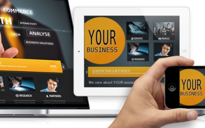 Highly Visible Mobile Responsive Websites