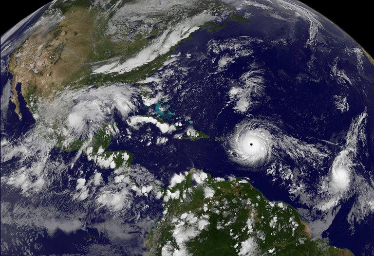 Hurricane Irma Is Bearing Down On Us